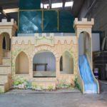 Cama castillo de princesa para niña- Art4kids-3