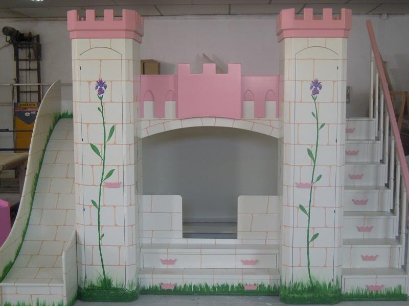castillo de X