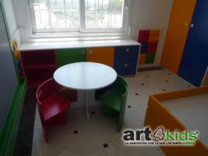 mesa redonda abierta