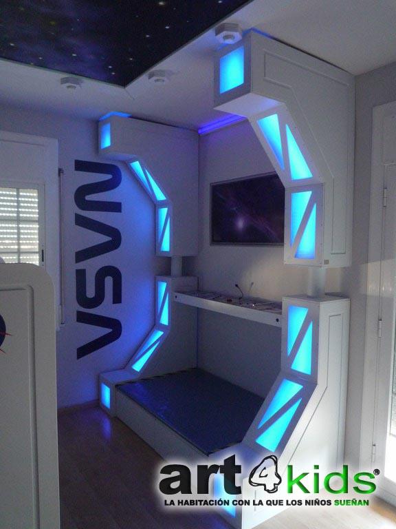 Habitación espacial 1