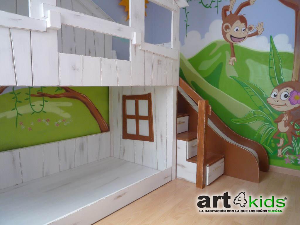 Cama cabaña (2)
