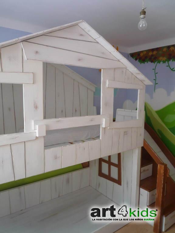 Cama cabaña (3)