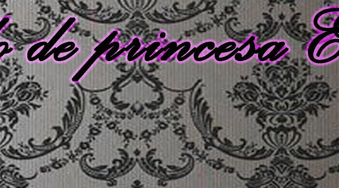 Cama castillo de princesa Elegance
