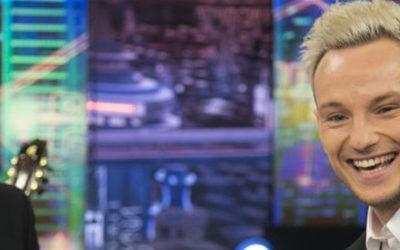 Ivan Rakitic en 'El Hormiguero 3.0'