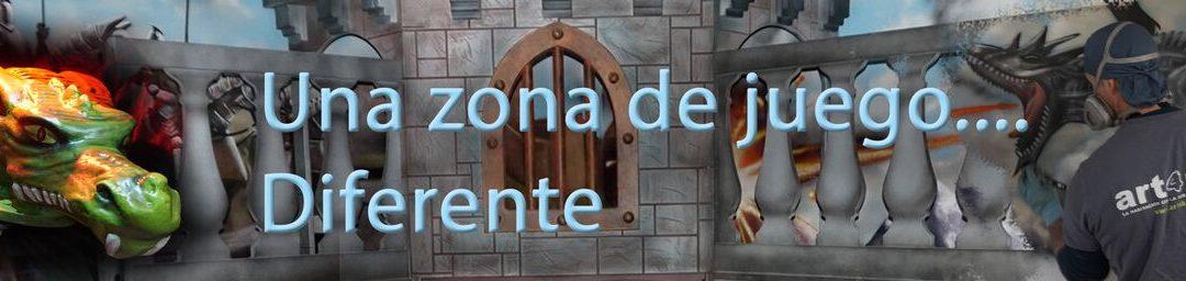 Habitación infantil con Castillo y Dragón