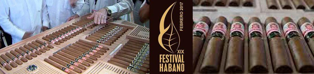Humidor para el festival del Habano