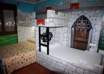 Habitación temática hotel 1