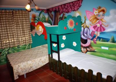 Habitación temática hotel 6